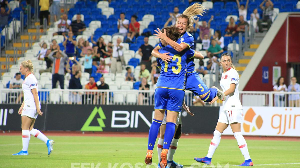 Kosova e mrekullueshme kundër Turqisë, i nis kualifikimet me fitore