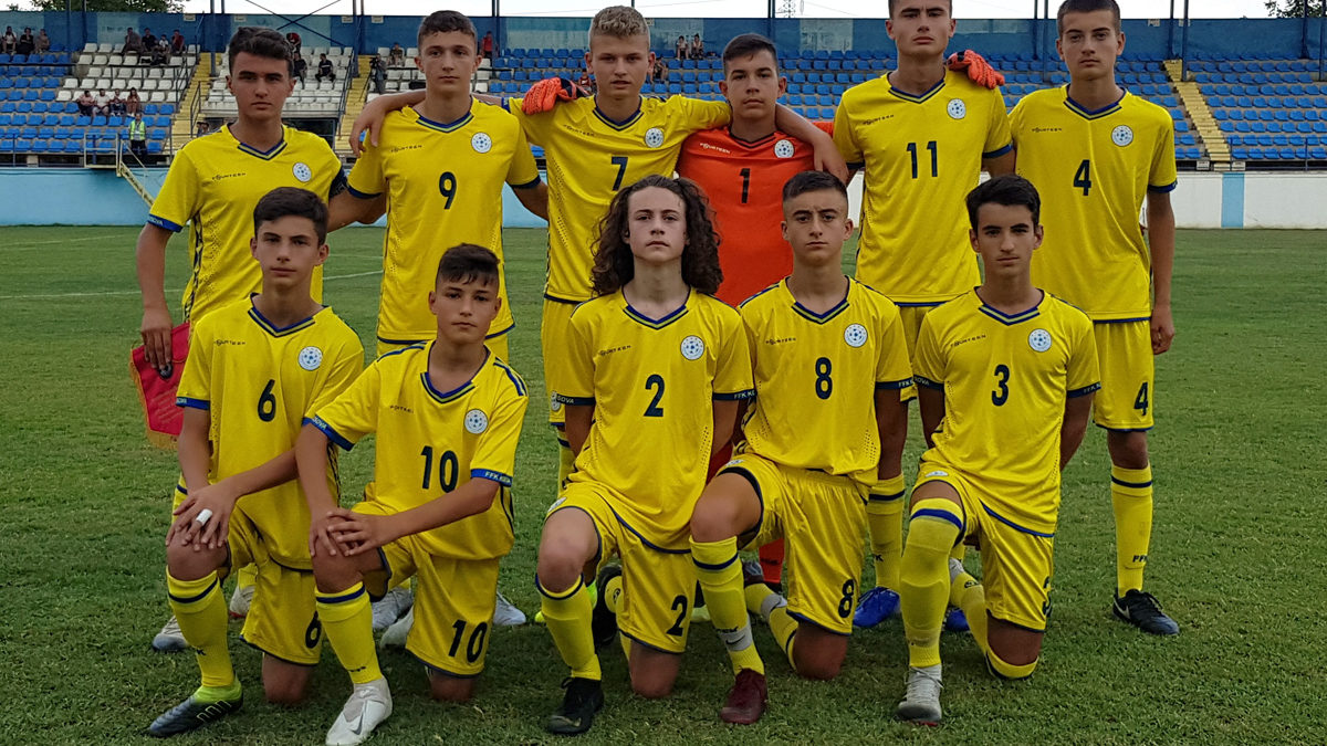 Kombëtarja U15 merr pjesë në turneun zhvillimor të UEFA-s në Kamëz