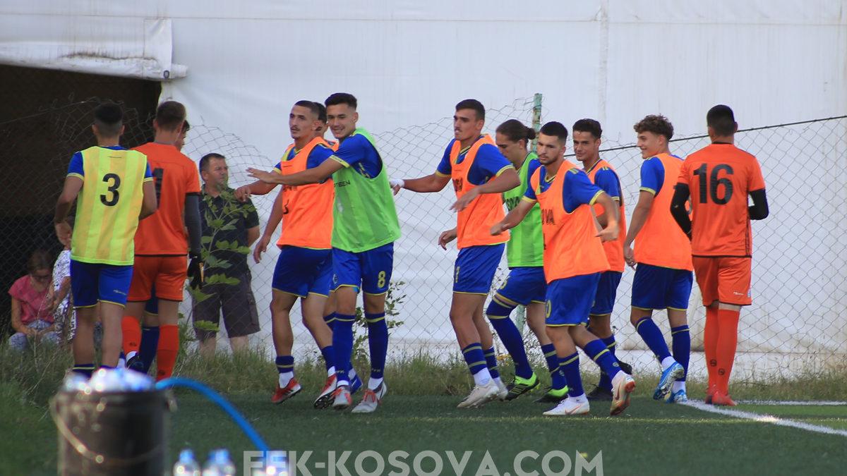 Lista e futbollistëve të ftuar nga Krasniqi për grumbullimin dyditorë