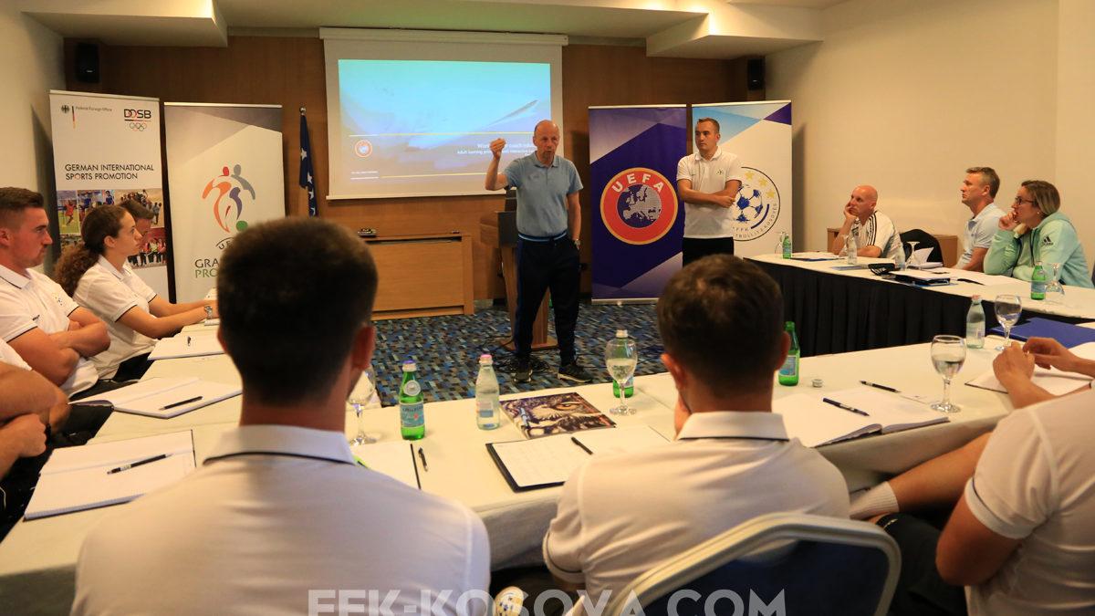 Filloi seminari për edukatorë të trajnerëve