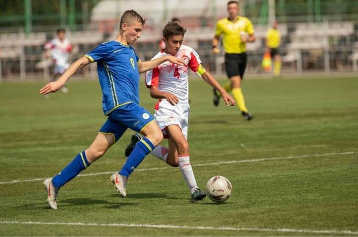 Kosova U15 bindëse edhe kundër Estonisë