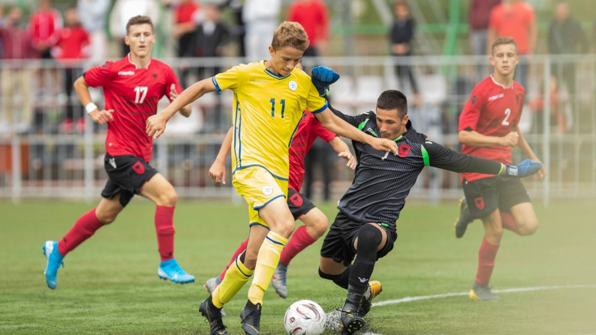 """Kosova U15 triumfon në """"UEFA Development Tournament"""" në Kamëz"""