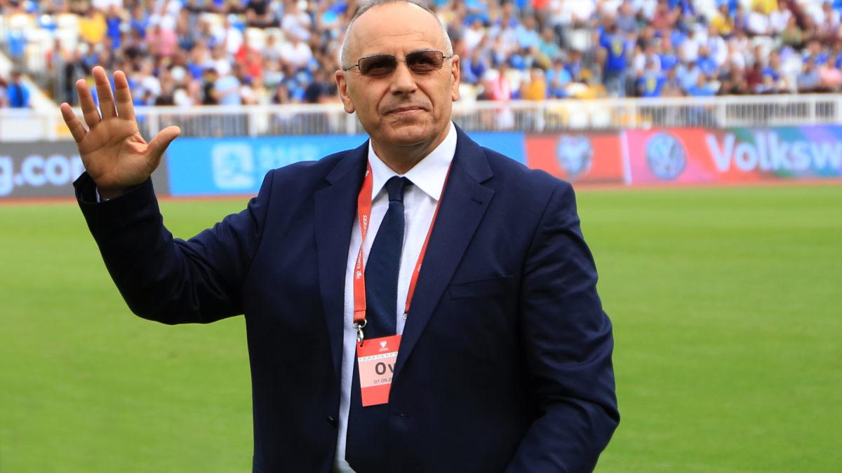 Urimi i presidentit Ademi për fitoren kundër Çekisë