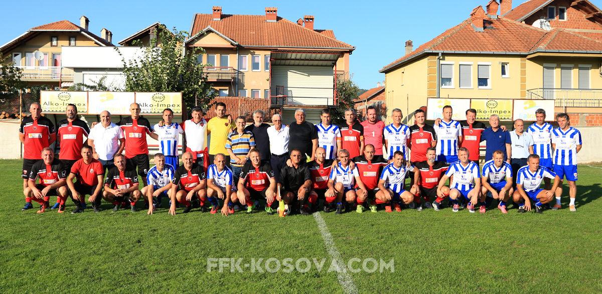 Flamurtari e Prishtina në ndeshjen e 28 vjetorit ndahen baras