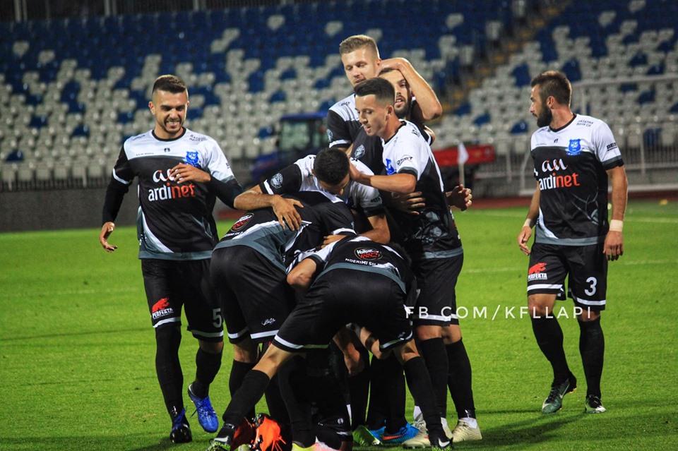 Llapi e Ballkani fituan si mysafirë, Dukagjini shijoi fitoren e parë