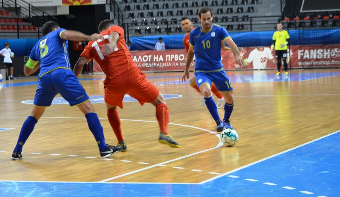 Kosovo triumphs against Northern Macedonia