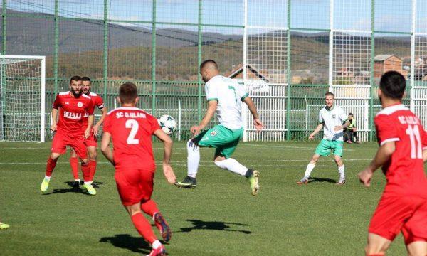 Gjilani wins in Drenas, Llapi and Vushtrria win at home