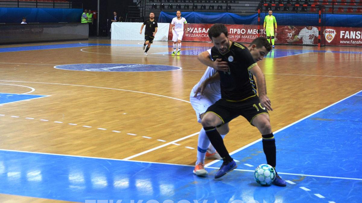 Kombëtarja e futsallit i mbylli kualifikimet me humbje nga Sllovenia