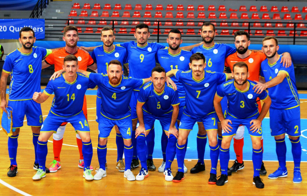 Futsal/ Kosovo defeated by the group favourite, Ukraine