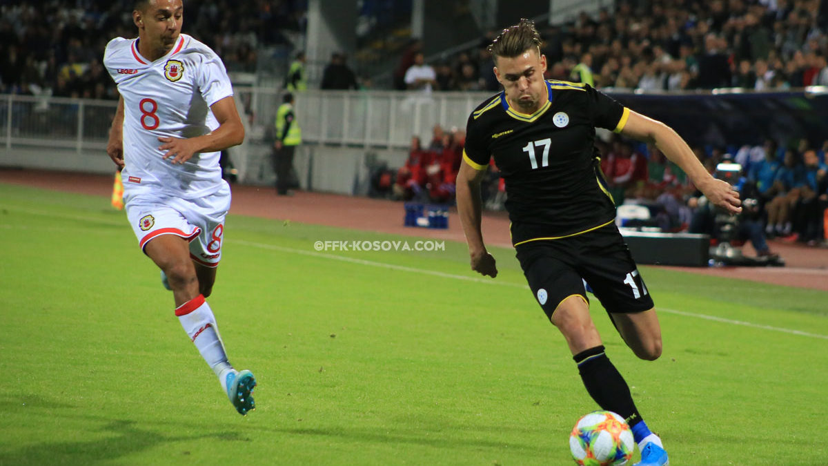 Dardans return to victory, they defeat Gibraltar in a friendly match