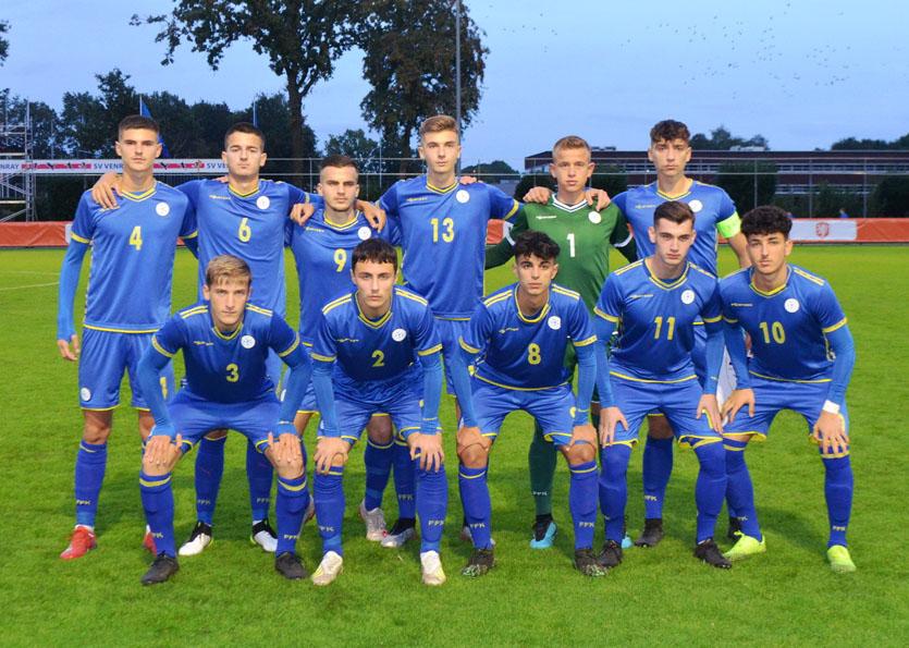 Dardanët e rinj barazojnë me kampionin e Evropës në hapje të kualifikimeve