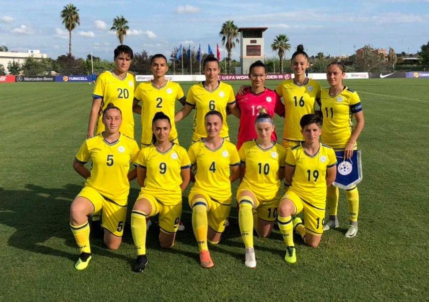 Kombëtarja U19 i mbyll kualifikimet me barazim kundër Turqisë