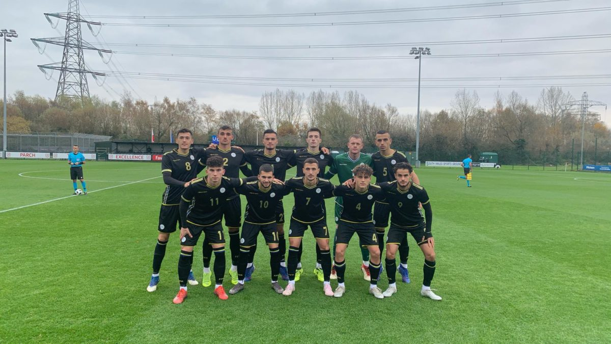 Poland U19 defeats Kosovo U19