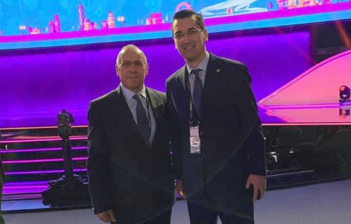 Presidenti Ademi takim me presidentin e Federatës rumune