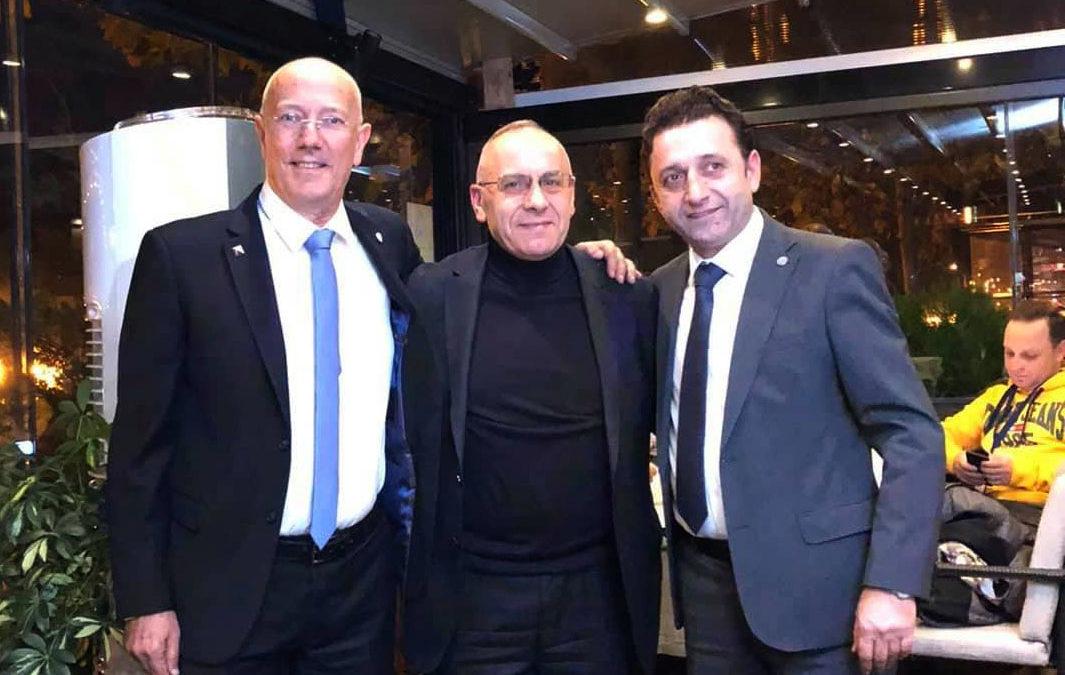 Presidenti Ademi takoi homologët e tij Sejdini e Zuaretz