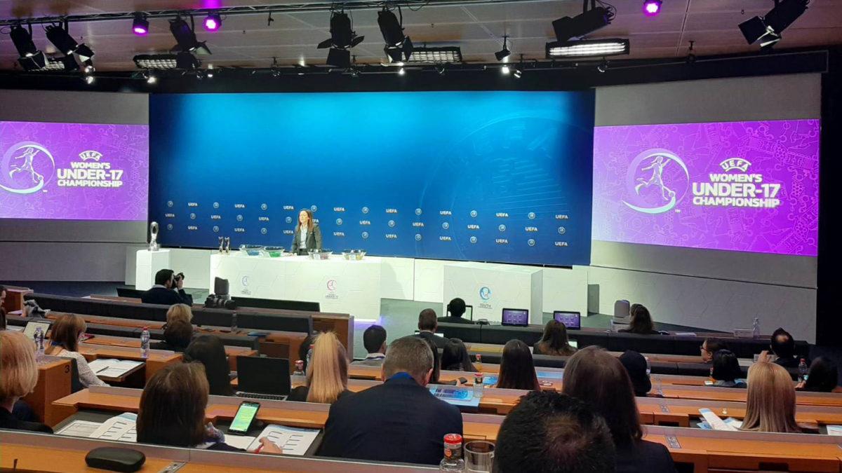 U hodh shorti për kualifikimet e Euro 2021 për U17 dhe U19 (femrat)