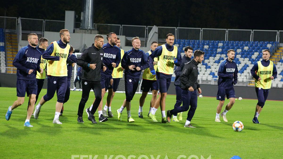 Dardans start preparations, Ujkani and Rrahmani: Pressure with the Czech Republic!  