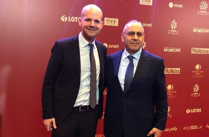 Presidenti Ademi kërkon nga UEFA e FIFA që të mos ndërmerren masa të ngutshme