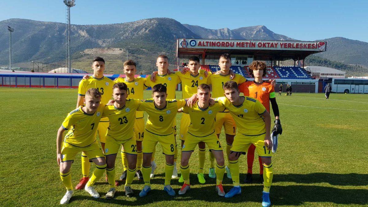 Kosova humb në përballje me Irlandën