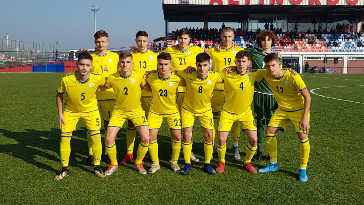 Kosova U17 e nis me paraqitje të mirë turneun në Izmir, por humb