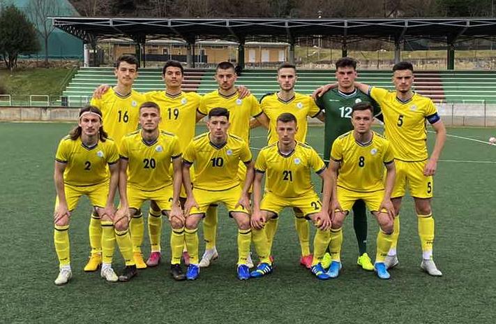 Kombëtarja U19 triumfoi ndaj Greqisë