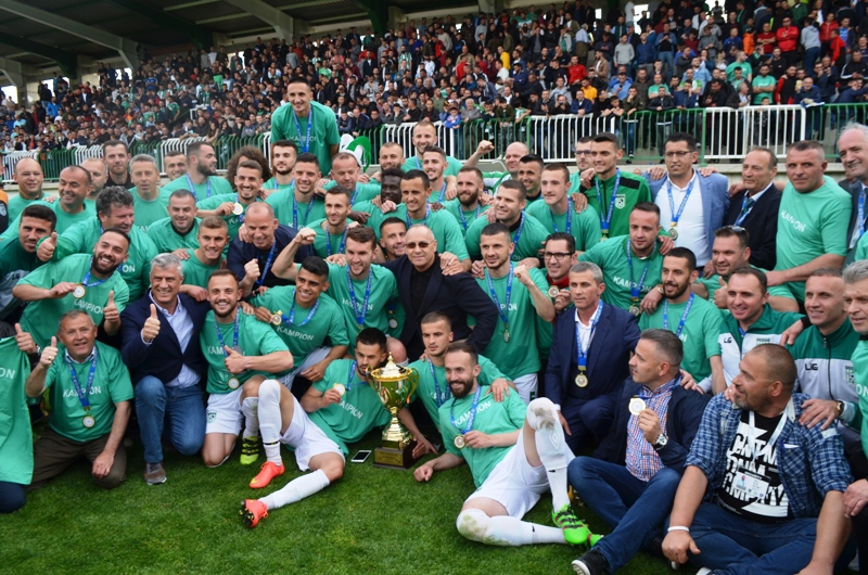 Feronikeli kampion i Kosovës
