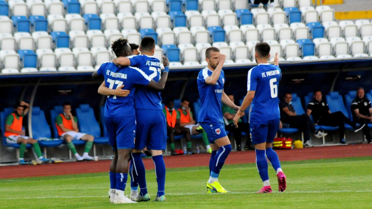Prishtina keeps pace with Drita, Gjilan takes a step back in the race for title