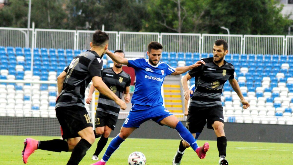Shtyhet ndeshja Prishtina – Drita