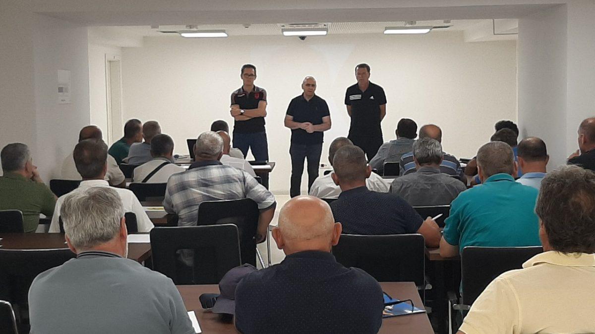 U mbajt seminari për kontrollorët e referimit