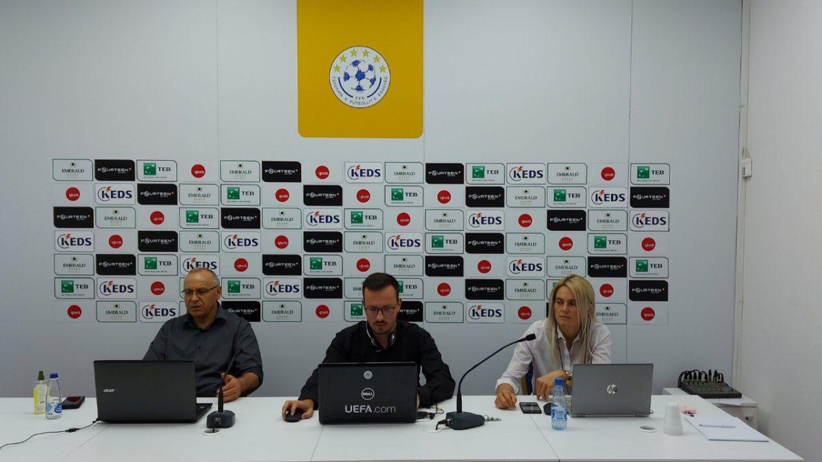 """Po mbahet trajnimi online për platformat """"FIFA Connect"""" dhe """"FIFA TMS"""""""