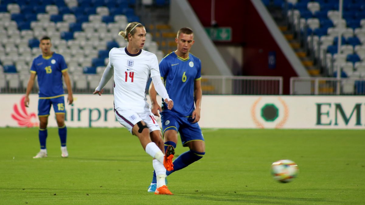 Kombëtarja U21 pëson humbje të thellë nga Anglia U21