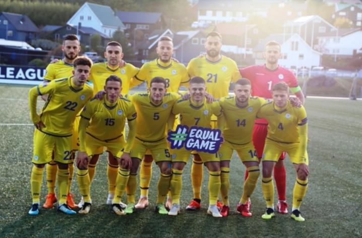Kosova barazon në Ishujt Faroe, mbetet e para në grup