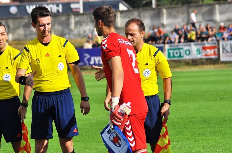 Zyrtarët e ndeshjeve të fundjavës në Ipko Superligë dhe Ligën e Parë