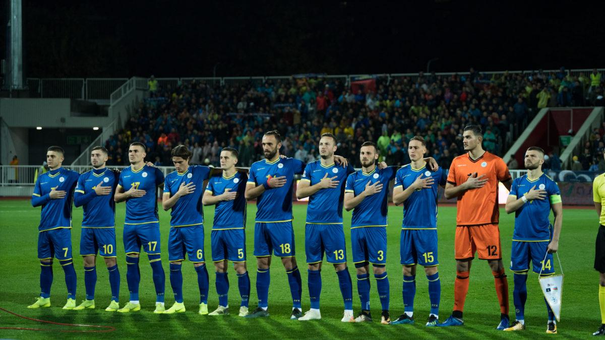 """Kosova e nisë dhe e mbyllë ciklin kualifikues në stadiumin """"Fadil Vokrri"""", kundër Bullgarisë përkatësisht Anglisë"""