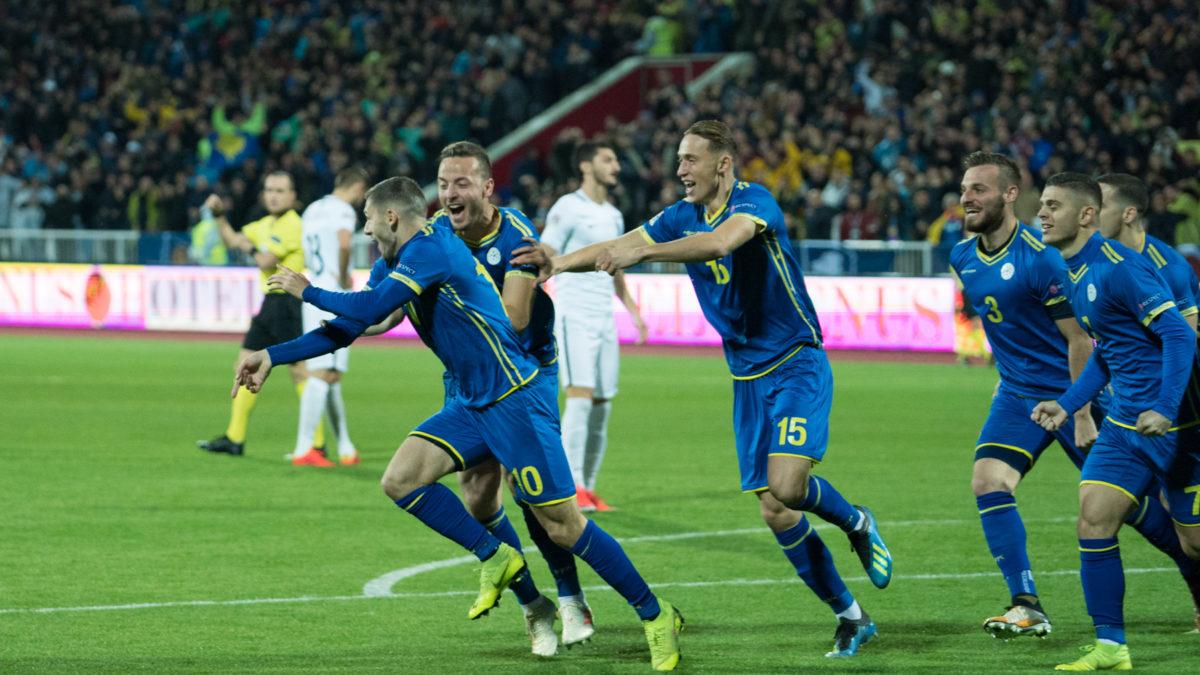 Kosova e mbyll vitin me ngritjen më të madhe në renditjen e FIFA-s
