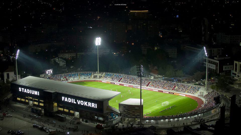 Kosovë – Danimarkë, ja kur hapen dyert e stadiumit dhe gjërat që nuk lejohen!
