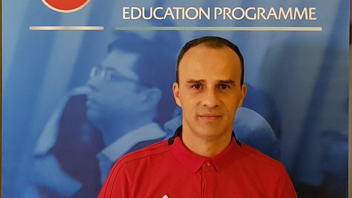 Dr. Murat Berisha pjesëmarrës në programin për edukimin e mjekëve në Romë
