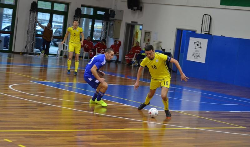 Kosova U19 në futsall i përfundon kualifikimet me një fitore e dy humbje