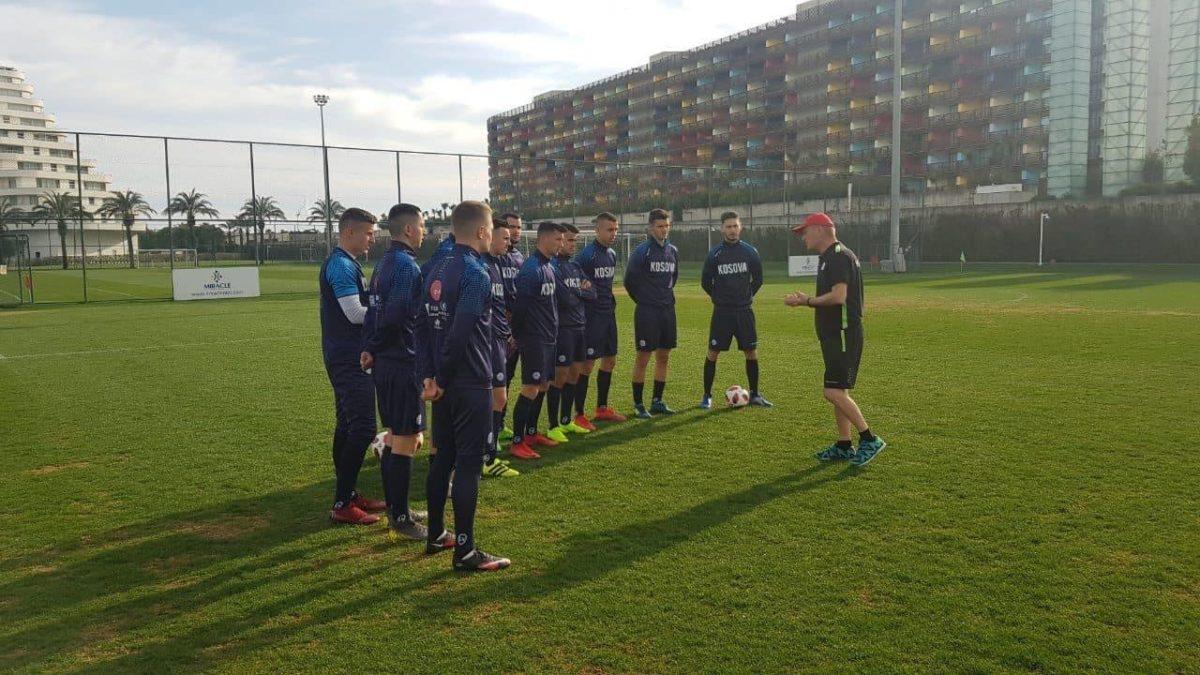 Kombëtarja U21 arriti në Antalya, mbajti stërvitjen e parë