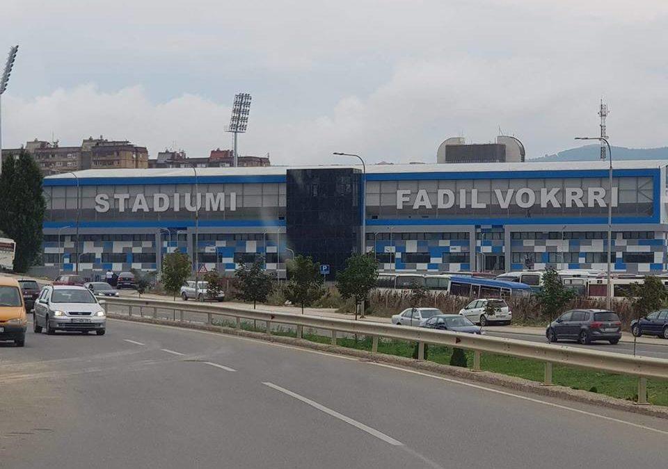 Njoftim rreth veturave të parkuara afër stadiumit