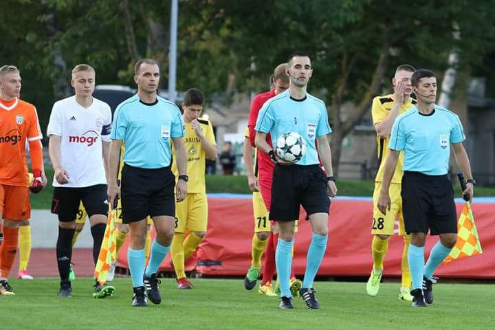 Gjyqtarët e Kosovës ndajnë drejtësinë në ndeshjen Qipro – Gjibraltari (U21)