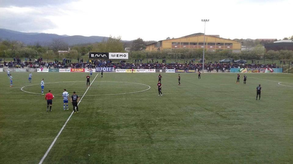 Ferizaj fitoi kundër Flamurtarit, Liria-Ballkani mbyllet pa gola