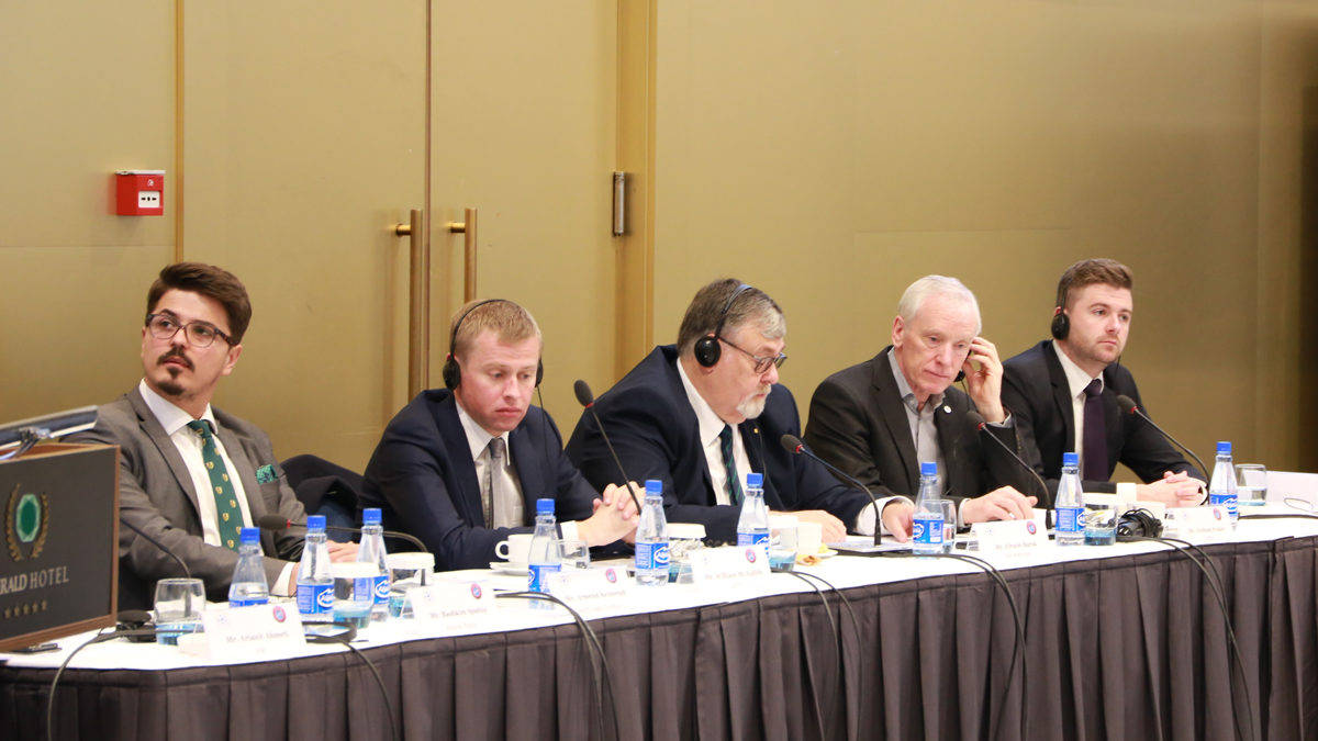 "Conference on ""Combating Games Fixing"" is held"