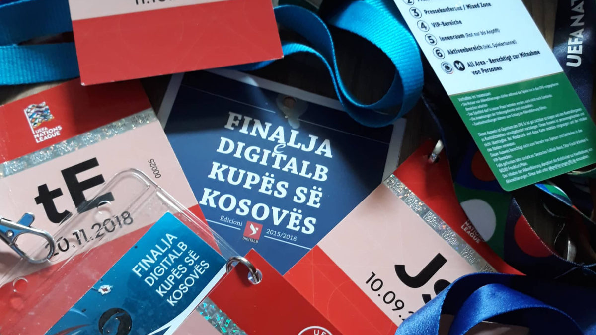 Fillon procesi i akreditimit për finalen e Digitalb Kupës së Kosovës