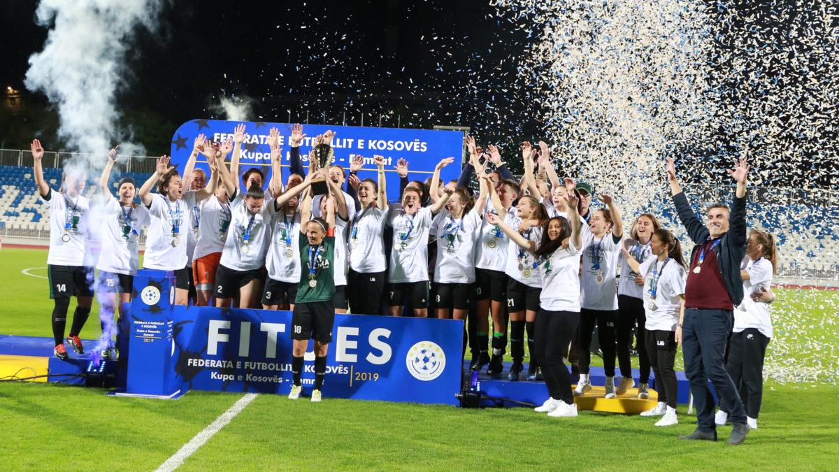 Mitrovica fituese e Kupës së Kosovës te femrat