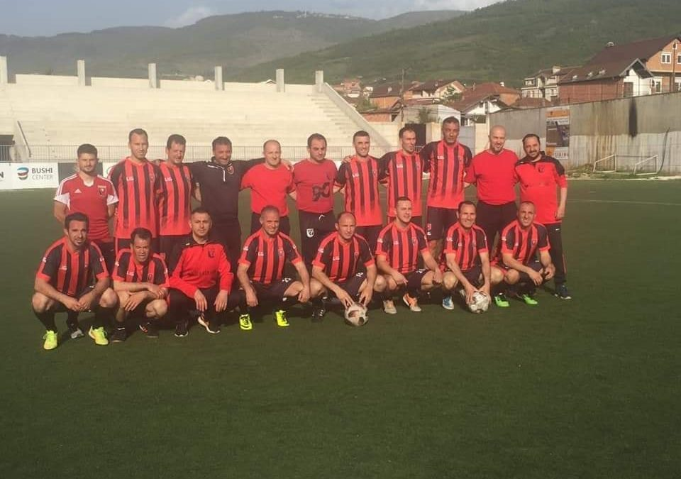 Dihen gjysmëfinalistët e Kupës së Kosovës te veteranët