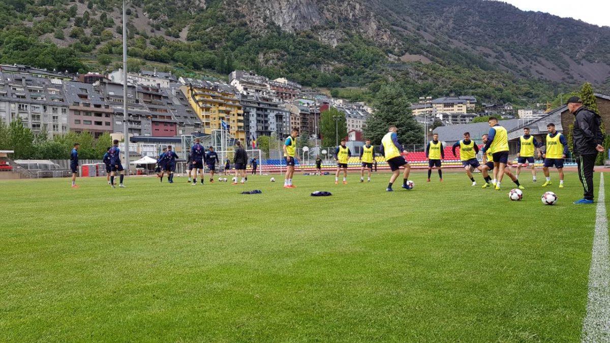 Kosova U21 e gatshme për ndeshjen kundër Andorrës U21
