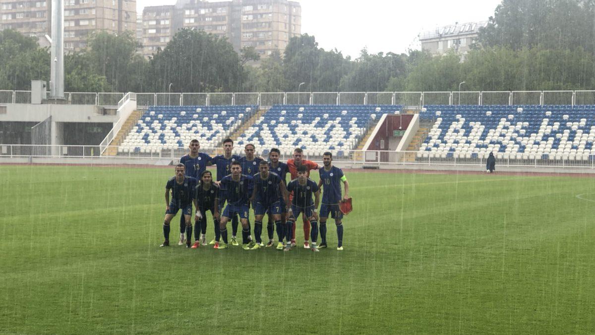 Kosova U19 pëson sërish humbje nga Shqipëria U19