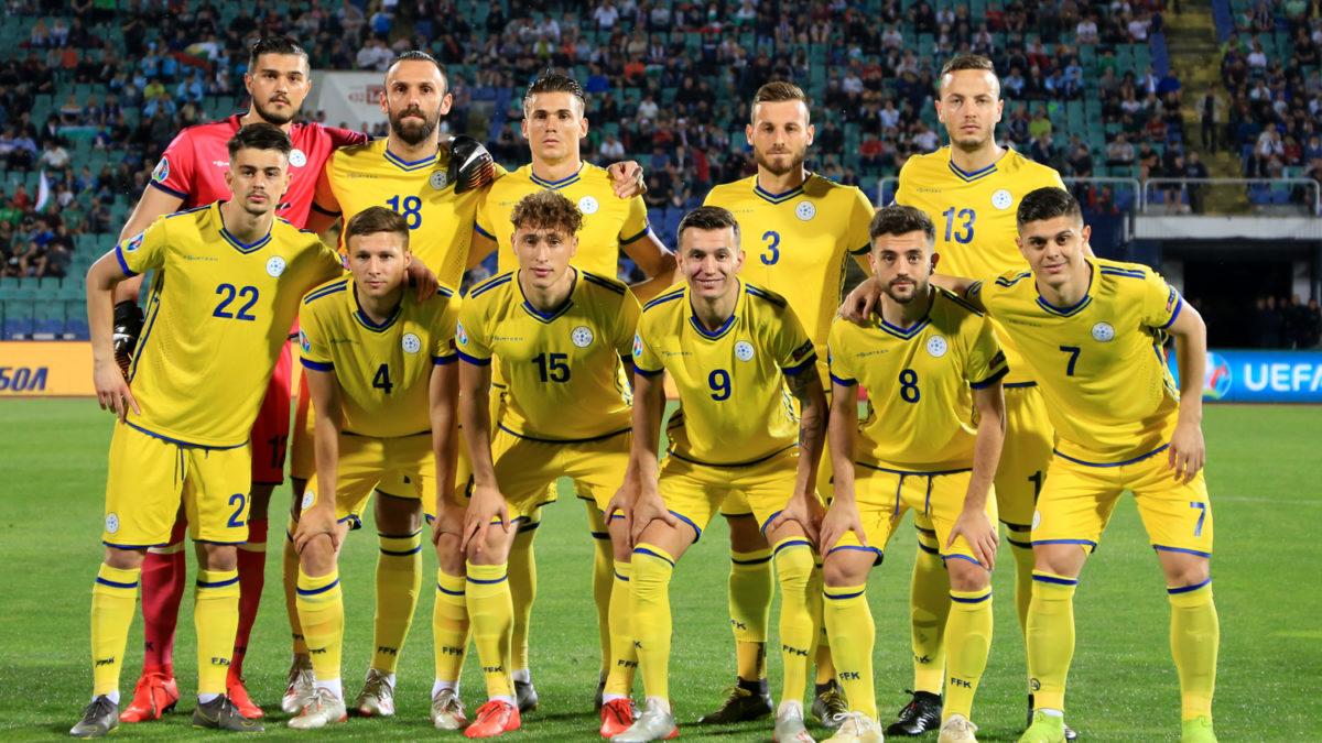 Kosova ngjitet për gjashtë pozita në renditjen e FIFA-s