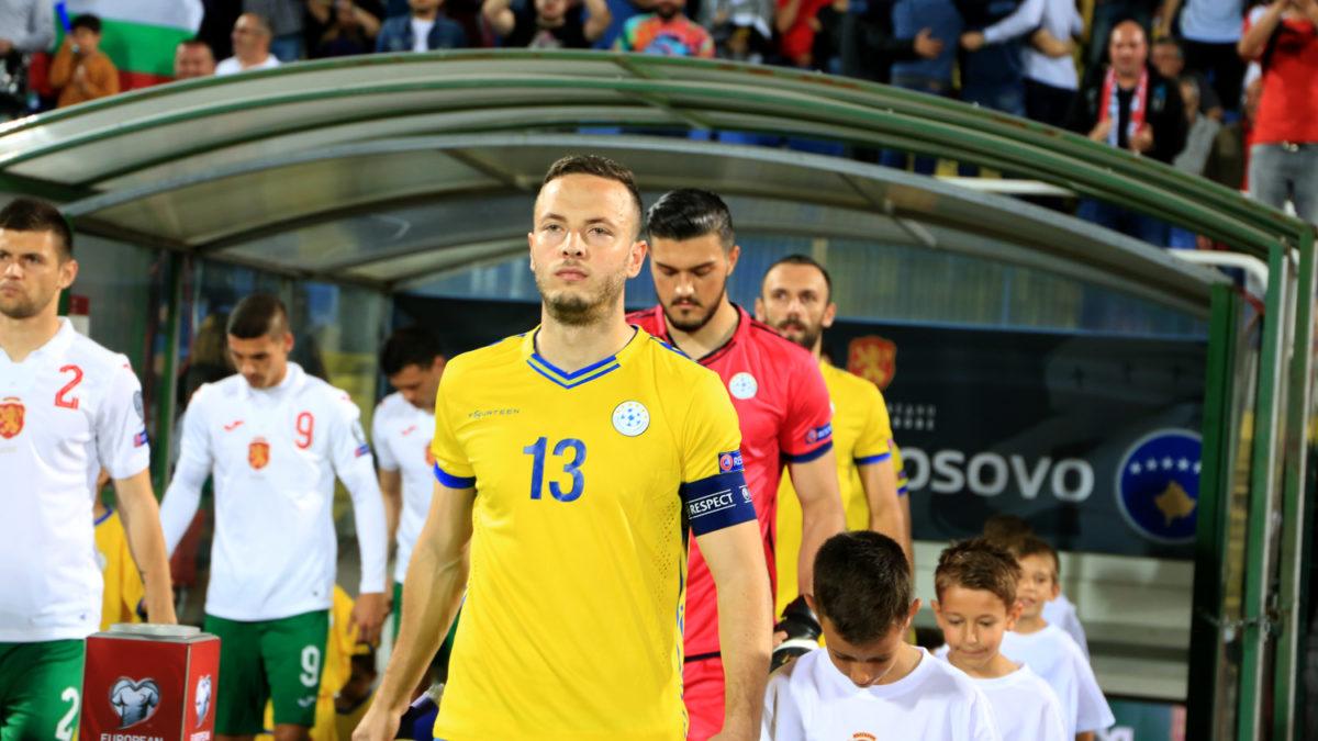 Kosova vazhdon progresin në renditjen e FIFA-s